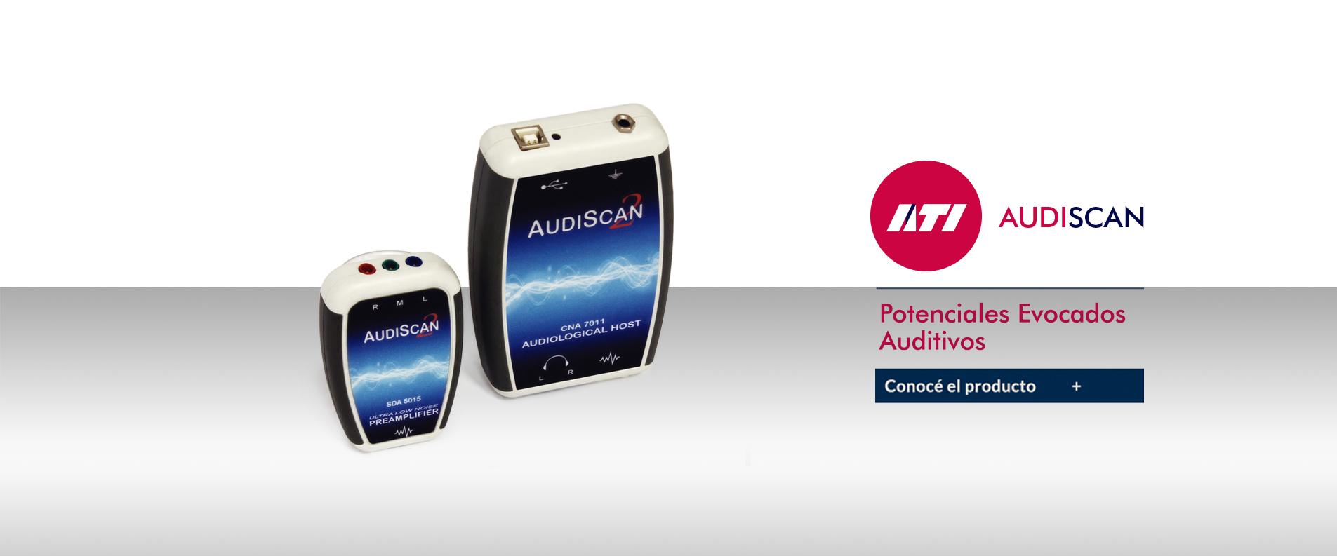 ATI AudiScan