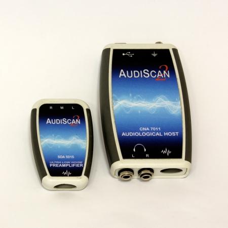 Potenciales Evocados Auditivos AudiScan
